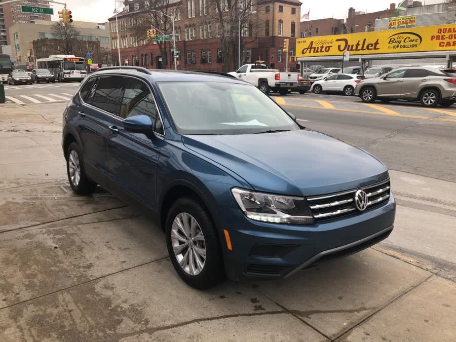 Used 2019 Volkswagen Tiguan in Jamaica, New York | Sylhet Motors Inc.. Jamaica, New York