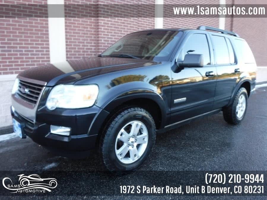 Used 2008 Ford Explorer in Denver, Colorado | Sam's Automotive. Denver, Colorado