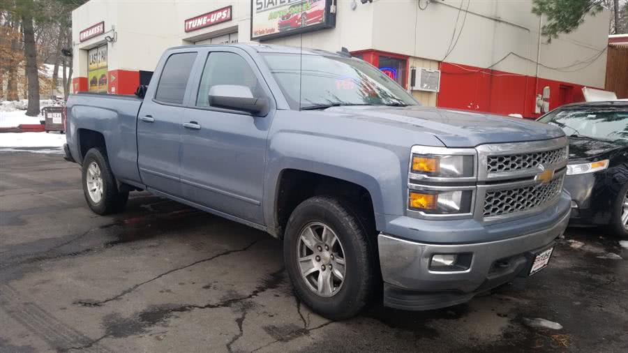 Used Chevrolet Silverado 1500 4WD Double Cab 143.5