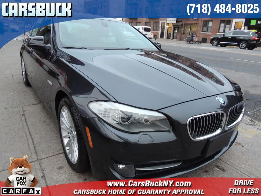 Used 2013 BMW 5 Series in Brooklyn, New York | Carsbuck Inc.. Brooklyn, New York