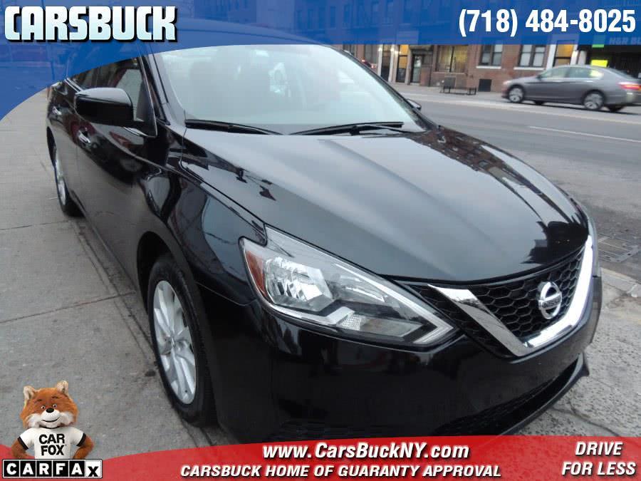 Used 2018 Nissan Sentra in Brooklyn, New York | Carsbuck Inc.. Brooklyn, New York
