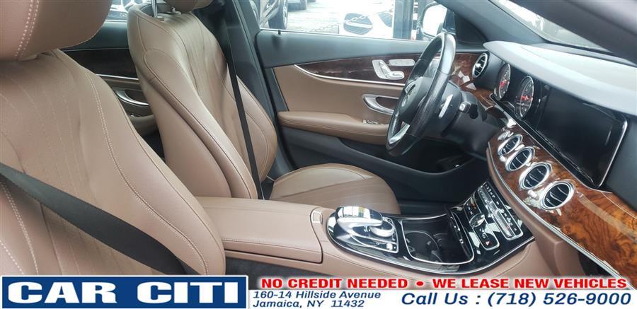 2017 Mercedes-Benz E-Class E 300 Luxury 4MATIC Sedan, available for sale in Jamaica, New York | Car Citi. Jamaica, New York