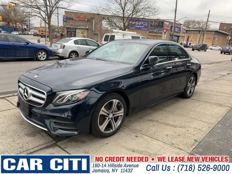 Used 2017 Mercedes-Benz E-Class in Jamaica, New York | Car Citi. Jamaica, New York