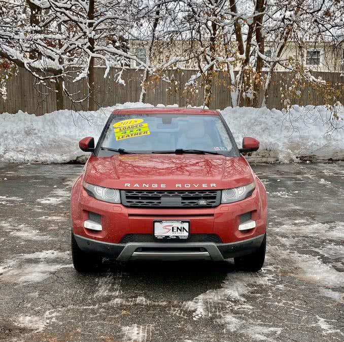 Used 2015 Land Rover Range Rover Evoque in Revere, Massachusetts   Sena Motors Inc. Revere, Massachusetts