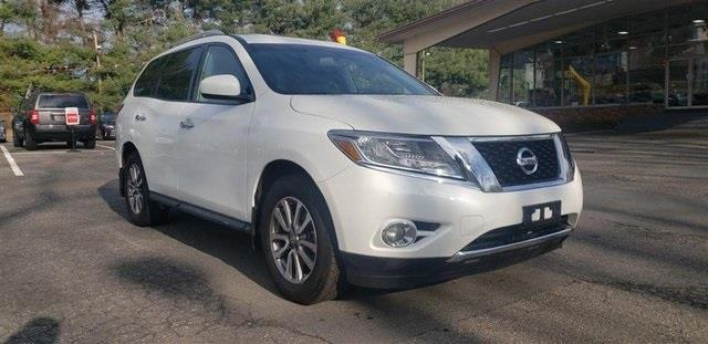 2016 Nissan Pathfinder SV, available for sale in New Britain, Connecticut | Prestige Auto Cars LLC. New Britain, Connecticut