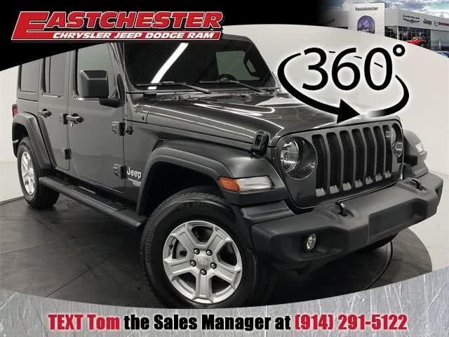 Used 2019 Jeep Wrangler in Bronx, New York | Eastchester Motor Cars. Bronx, New York