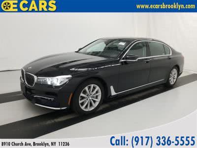 Used 2016 BMW 7 Series in Brooklyn, New York | E Cars . Brooklyn, New York