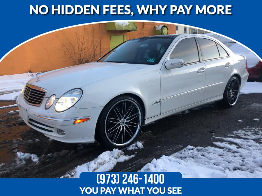 Used 2003 Mercedes-Benz E-Class in Lodi, New Jersey | Route 46 Auto Sales Inc. Lodi, New Jersey