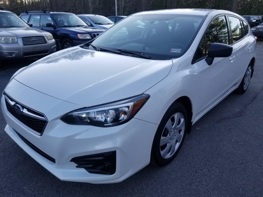 Used 2017 Subaru Impreza in Auburn, New Hampshire | ODA Auto Precision LLC. Auburn, New Hampshire