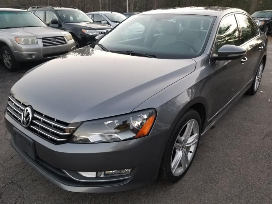 Used 2012 Volkswagen Passat in Auburn, New Hampshire | ODA Auto Precision LLC. Auburn, New Hampshire