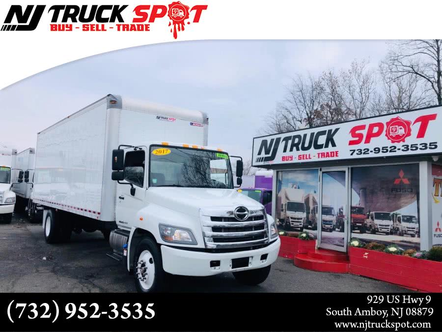 Used 2017 HINO 268A **FACTORY WARRANTY** in South Amboy, New Jersey | NJ Truck Spot. South Amboy, New Jersey