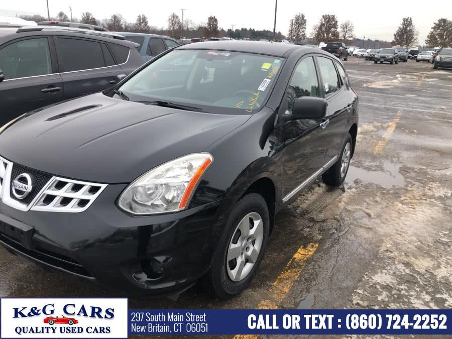 Used 2011 Nissan Rogue in New Britain, Connecticut | K and G Cars . New Britain, Connecticut