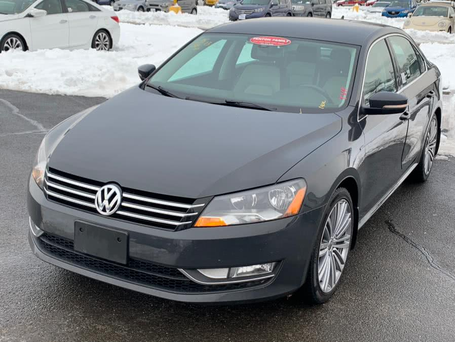 Used 2015 Volkswagen Passat in Canton, Connecticut | Lava Motors. Canton, Connecticut