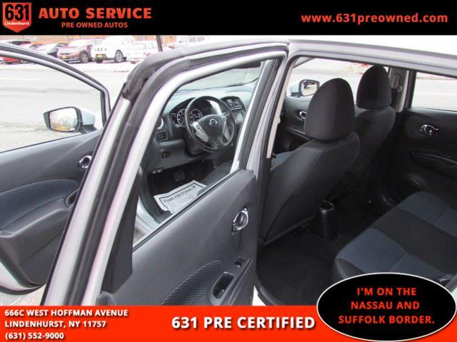 Used Nissan versa note 4dr 2WD LS 2017 | 631 Auto Service. Lindenhurst, New York