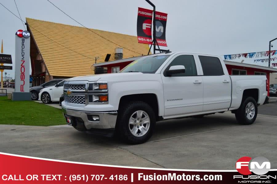 Used 2015 Chevrolet Silverado 1500 in Moreno Valley, California | Fusion Motors Inc. Moreno Valley, California