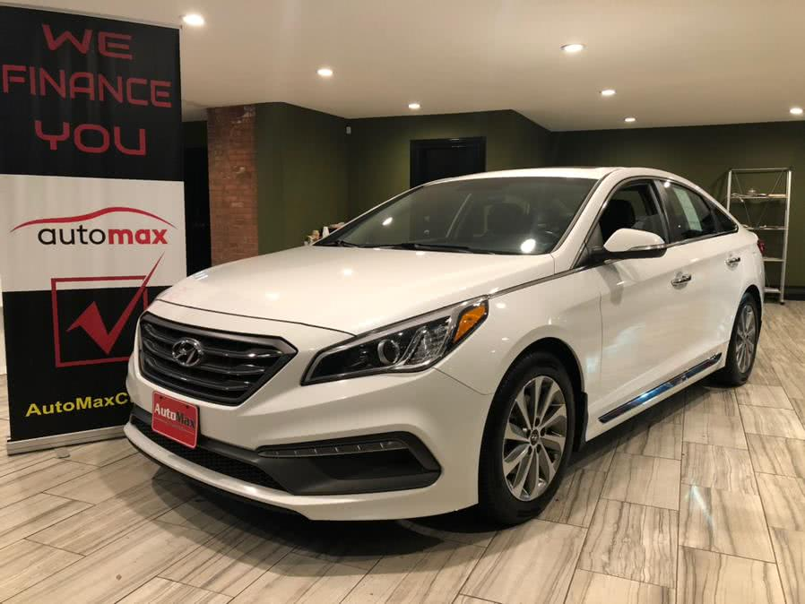 Used 2017 Hyundai Sonata in West Hartford, Connecticut | AutoMax. West Hartford, Connecticut