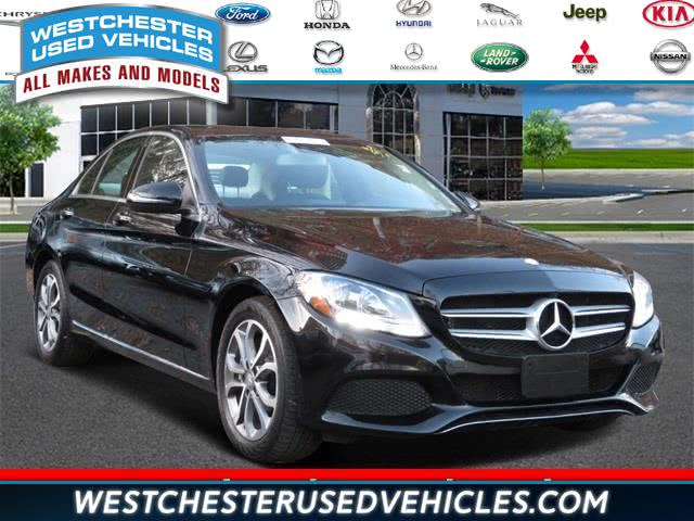 Used 2016 Mercedes-benz C-class in White Plains, New York | Westchester Used Vehicles . White Plains, New York
