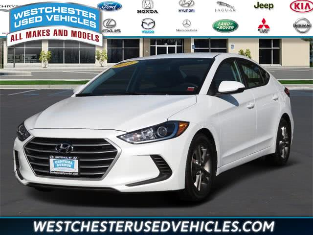 Used 2017 Hyundai Elantra in White Plains, New York | Westchester Used Vehicles . White Plains, New York