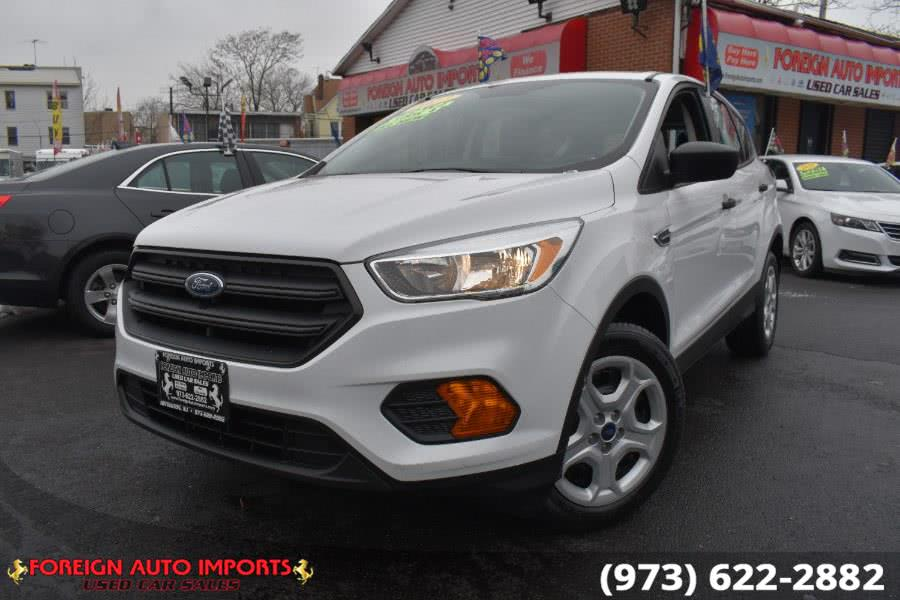 Used 2017 Ford Escape in Irvington, New Jersey | Foreign Auto Imports. Irvington, New Jersey