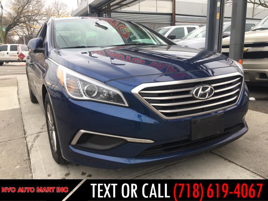 Used 2017 Hyundai Sonata in Brooklyn, New York   NYC Automart Inc. Brooklyn, New York