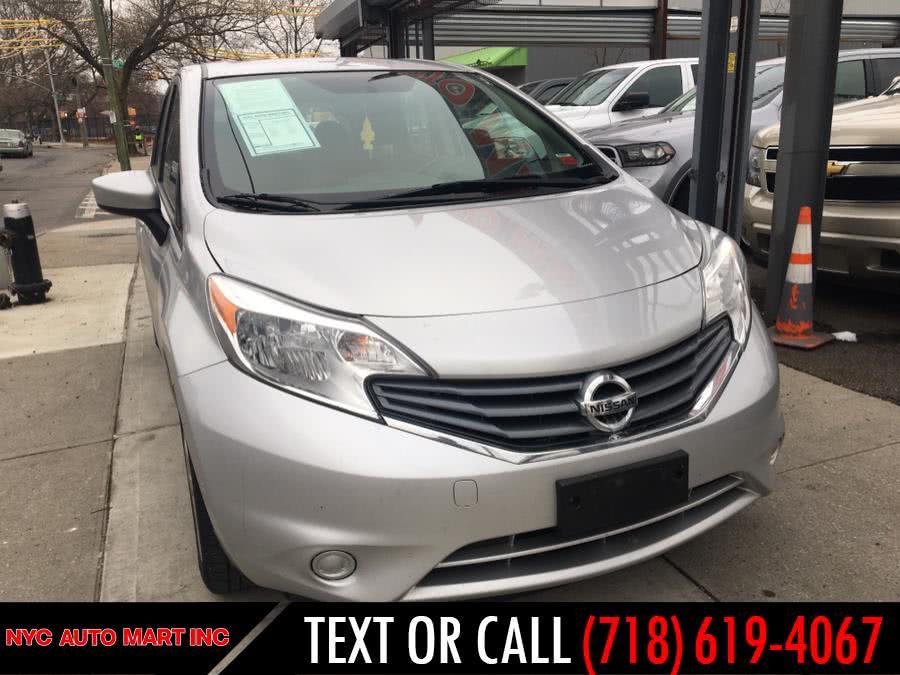 Used 2016 Nissan Versa Note in Brooklyn, New York | NYC Automart Inc. Brooklyn, New York