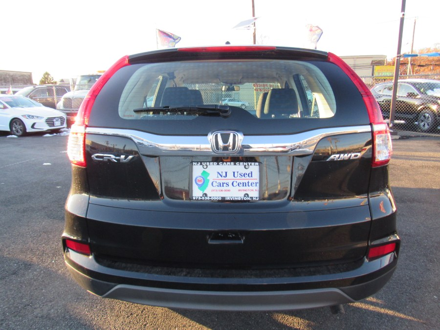 Used Honda CR-V AWD 5dr LX 2016 | NJ Used Cars Center. Irvington, New Jersey