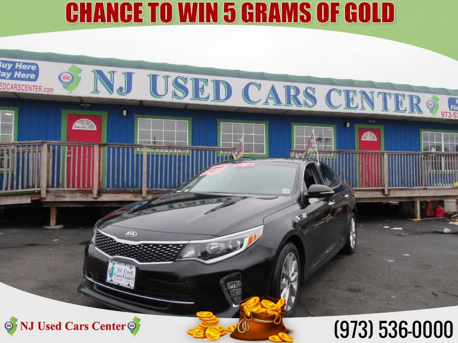 Used 2018 Kia Optima in Irvington, New Jersey | NJ Used Cars Center. Irvington, New Jersey