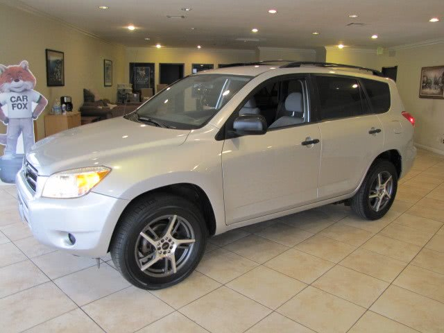 Used Toyota RAV4 4WD 4dr 4-cyl 2007 | Auto Network Group Inc. Placentia, California