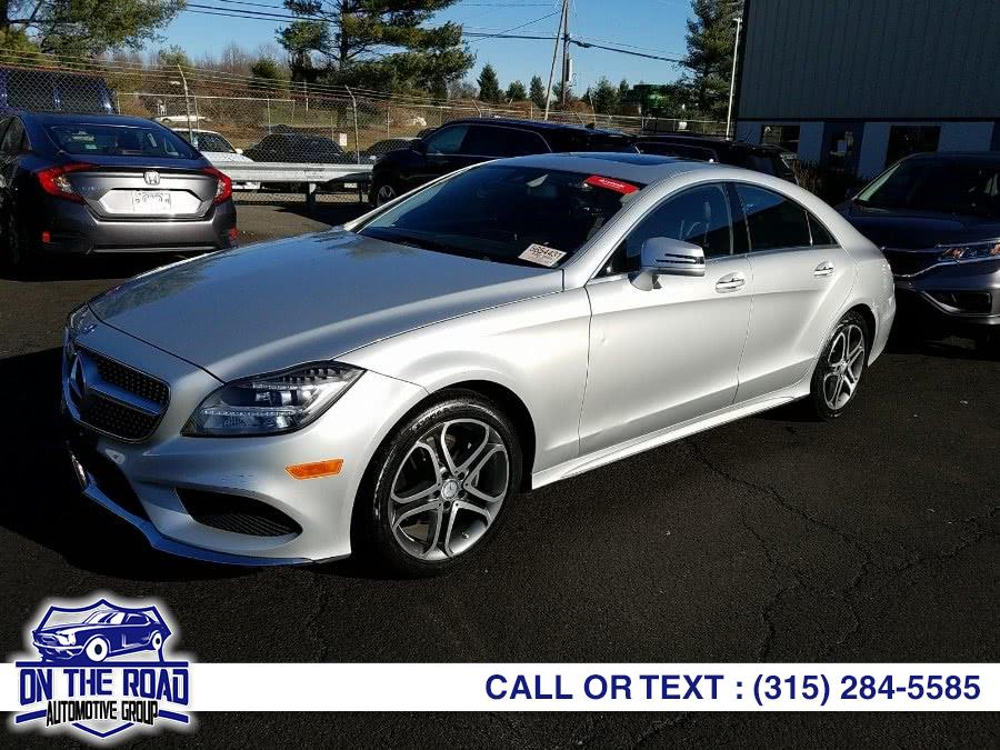 Used 2015 Mercedes-Benz CLS-Class in Bronx, New York | On The Road Automotive Group Inc. Bronx, New York
