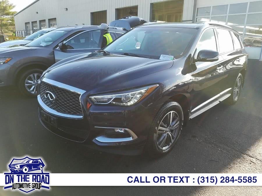 Used Infiniti QX60 AWD 4dr 2016 | On The Road Automotive Group Inc. Bronx, New York