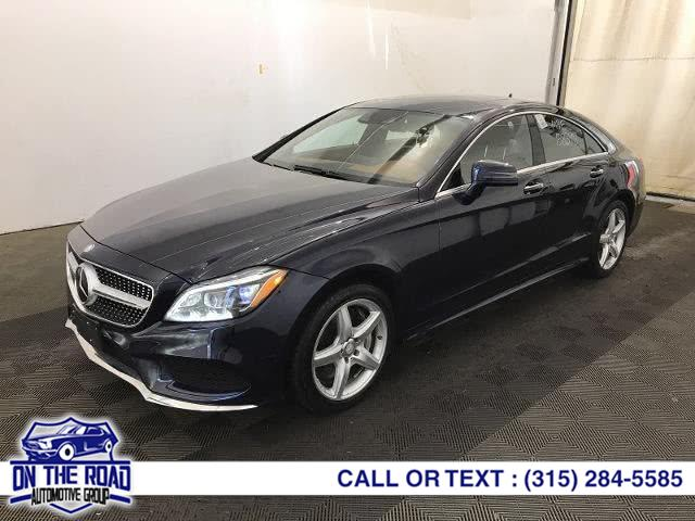 Used Mercedes-Benz CLS 4dr Sdn CLS 550 4MATIC 2016 | On The Road Automotive Group Inc. Bronx, New York