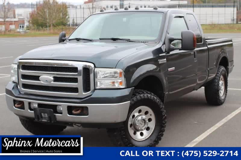 Used 2006 Ford F-250 Super Duty in Waterbury, Connecticut | Sphinx Motorcars. Waterbury, Connecticut