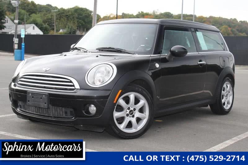 Used 2009 Mini Cooper Clubman in Waterbury, Connecticut | Sphinx Motorcars. Waterbury, Connecticut