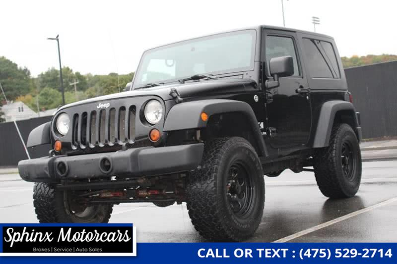 Used 2008 Jeep Wrangler in Waterbury, Connecticut | Sphinx Motorcars. Waterbury, Connecticut