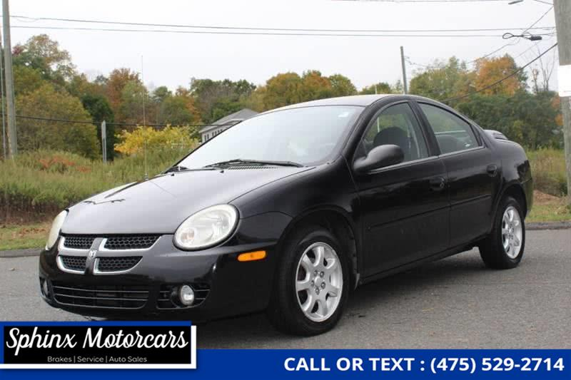Used 2005 Dodge Neon in Waterbury, Connecticut   Sphinx Motorcars. Waterbury, Connecticut