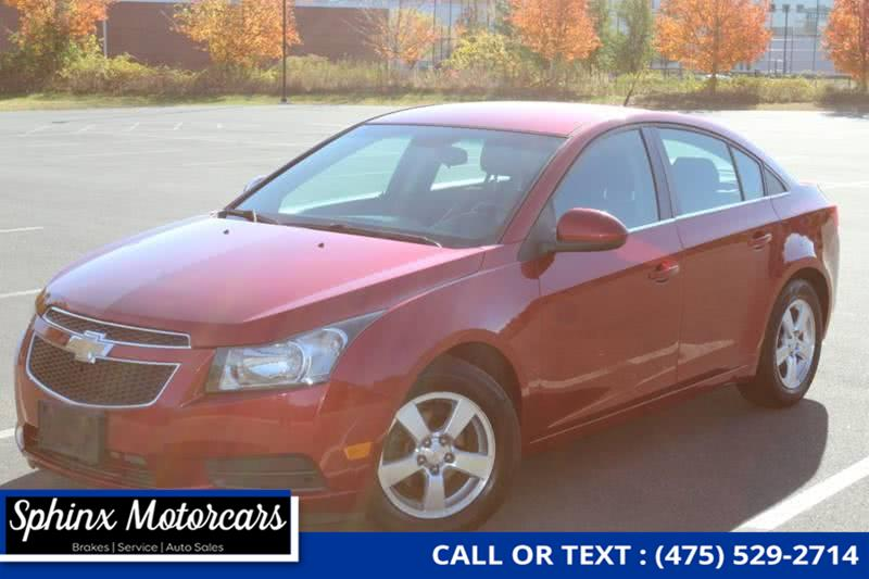 Used 2011 Chevrolet Cruze in Waterbury, Connecticut | Sphinx Motorcars. Waterbury, Connecticut