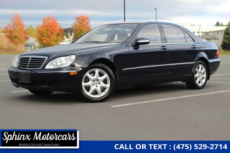 Used 2005 Mercedes-benz S-class in Waterbury, Connecticut | Sphinx Motorcars. Waterbury, Connecticut