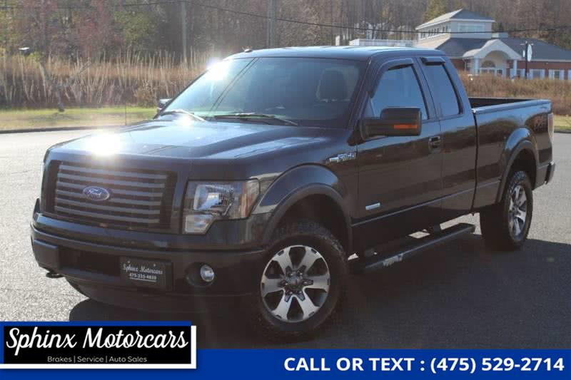 Used 2012 Ford F-150 in Waterbury, Connecticut | Sphinx Motorcars. Waterbury, Connecticut