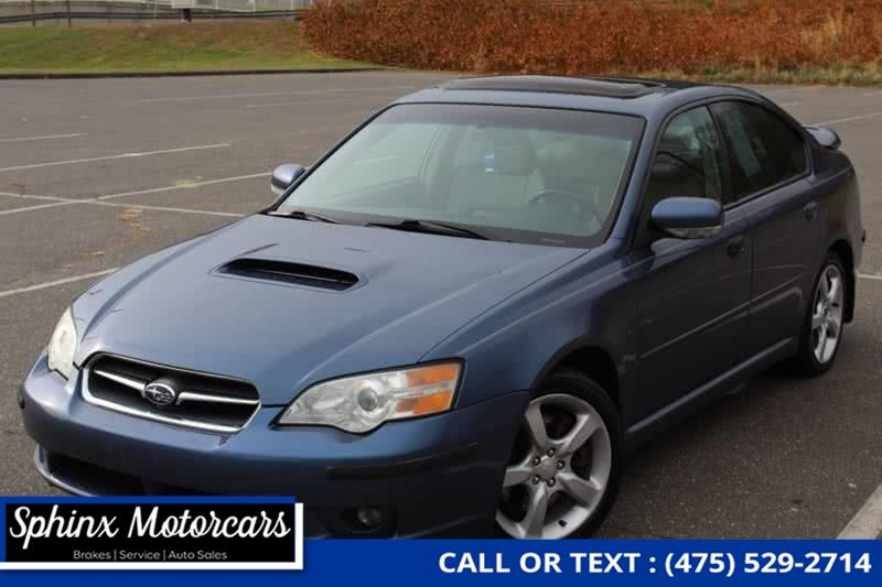 Used 2006 Subaru Legacy in Waterbury, Connecticut | Sphinx Motorcars. Waterbury, Connecticut