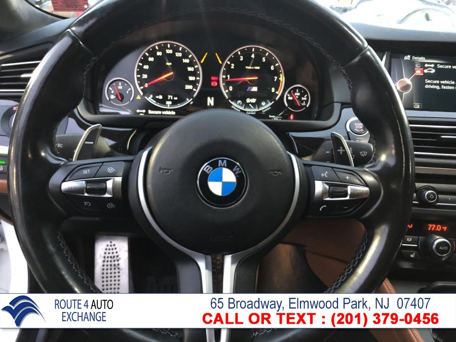 2015 BMW M5 4dr Sdn, available for sale in Elmwood Park, New Jersey | Route 4 Auto Exchange. Elmwood Park, New Jersey