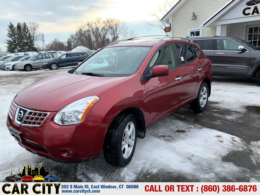 Used 2010 Nissan Rogue in East Windsor, Connecticut | Car City LLC. East Windsor, Connecticut