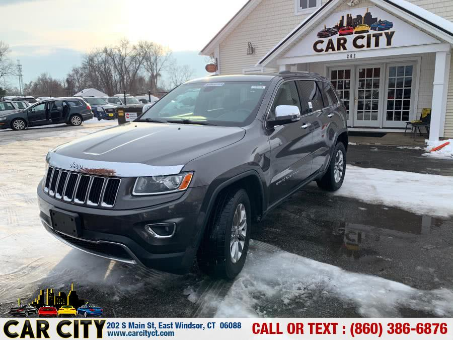 Used 2014 Jeep Grand Cherokee in East Windsor, Connecticut | Car City LLC. East Windsor, Connecticut
