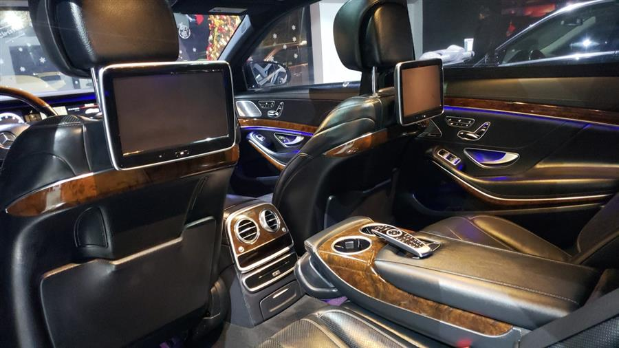 Used Mercedes-Benz S-Class 4dr Sdn S550 4MATIC 2015   Dream Car Gallery. Woodbury, New York