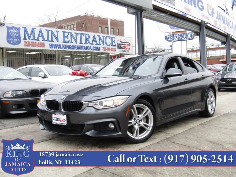 Used 2016 BMW 4 Series in Hollis, New York | King of Jamaica Auto Inc. Hollis, New York