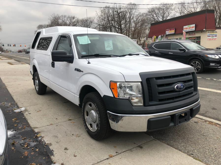 """Used Ford F-150 2WD Reg Cab 145"""" XL 2009   Select Cars Inc. Selden, New York"""