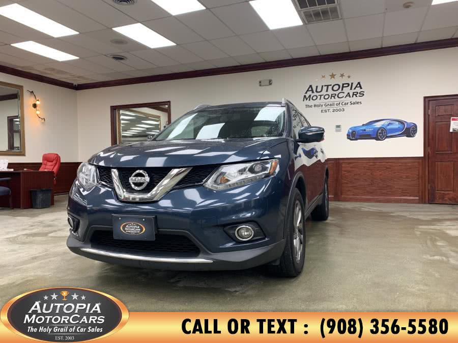 Used 2015 Nissan Rogue in Union, New Jersey | Autopia Motorcars Inc. Union, New Jersey