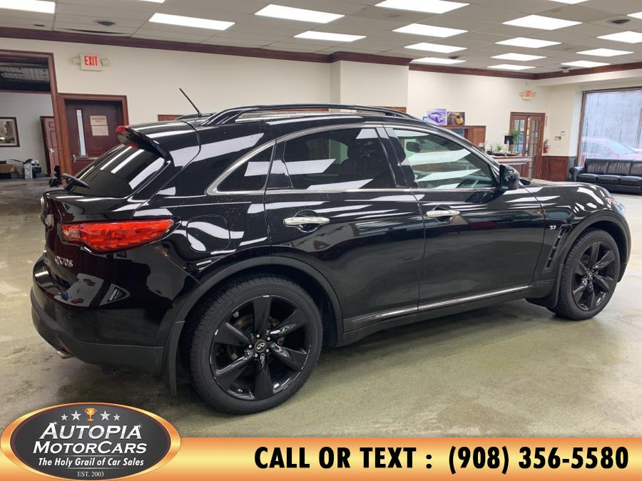 2016 INFINITI QX70S AWD 4dr, available for sale in Union, New Jersey | Autopia Motorcars Inc. Union, New Jersey