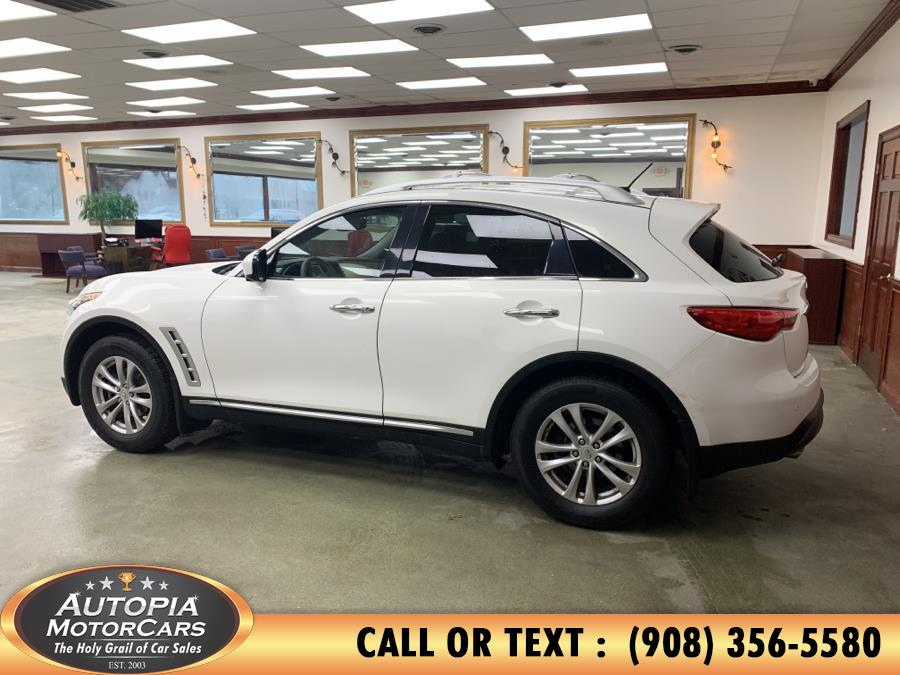 2010 Infiniti FX35 AWD 4dr, available for sale in Union, New Jersey | Autopia Motorcars Inc. Union, New Jersey