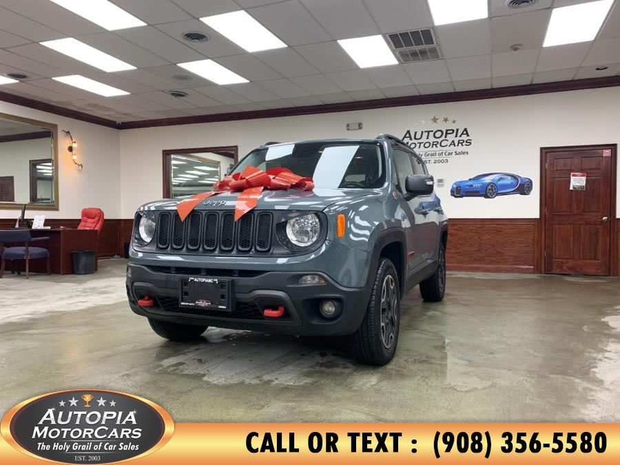 Used 2016 Jeep Renegade in Union, New Jersey | Autopia Motorcars Inc. Union, New Jersey