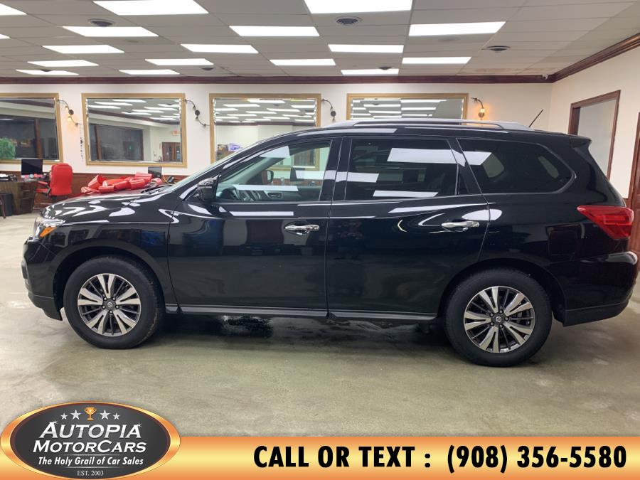 2017 Nissan Pathfinder 4x4 SL, available for sale in Union, New Jersey | Autopia Motorcars Inc. Union, New Jersey